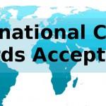 International Credit Cards