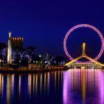 Tianjin_Eye_and_Haihe_River